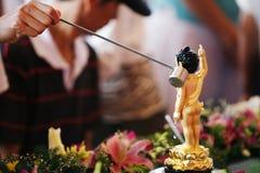 Festival de Bouddha Photos libres de droits
