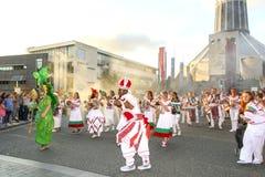 Brazilica Festival - Samba in the city Liverpool - Keep moving