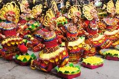 Festival de Camiguin Lanzones Imagenes de archivo