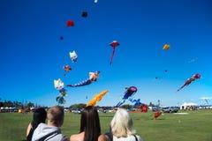 Festival de cerf-volant Photos stock