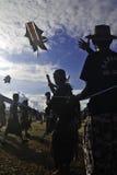 Festival de cerf-volant de Bali Photographie stock libre de droits