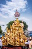 Festival de Chiang Mai Songkran Foto de archivo libre de regalías