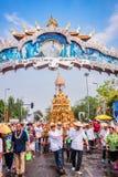Festival de Chiang Mai Songkran Fotografía de archivo libre de regalías