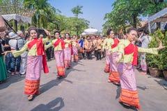 Festival de Chiang Mai Songkran foto de stock royalty free