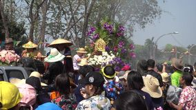 Festival de Chiang Mai Songkran metrajes