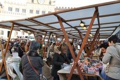 Festival de chocolat Images libres de droits