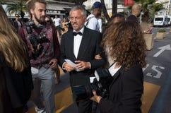 Festival de cine 2017 de Cannes Foto de archivo
