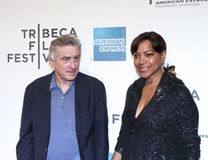 Festival de cine 2013 de Tribeca Fotografía de archivo