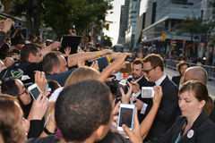 Festival de cine 2013 del International de Toronto Imagen de archivo libre de regalías