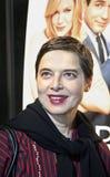 Festival de cinema anual de Isabella Rossellini Attends ò Tribeca Imagens de Stock Royalty Free