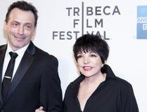 Festival de cinema 2013 de Tribeca Fotos de Stock Royalty Free