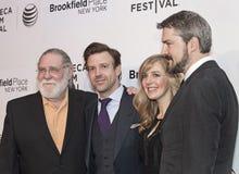 Festival de cinema 2015 de Tribeca foto de stock