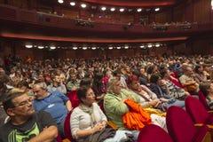 Festival de cinema do International de Tessalónica Foto de Stock Royalty Free