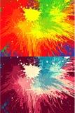 Festival de colores Fotos de archivo libres de regalías
