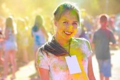 Festival de colores Imagen de archivo libre de regalías