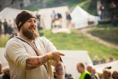 Festival de culture médiévale Image stock