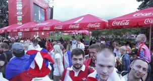 Festival de fans de la FIFA en las colinas del gorrión metrajes