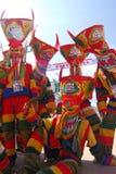 Festival de fantasma (Phi Ta Khon) Imagen de archivo