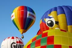 festival de Ferrare de 2008 ballons à air chaud Photographie stock