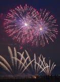 Festival 2013 de feux d'artifice Images stock