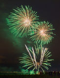 Festival 2013 de feux d'artifice Image stock