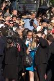 Festival de film de Cannes 2011, France Photographie stock libre de droits