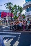 Festival de film de Cannes 2017 Photographie stock