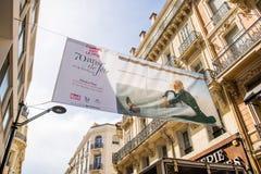 Festival de film de Cannes 2017 Photographie stock