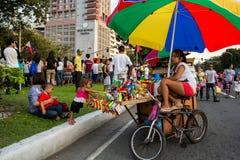Festival de film de Manille de métro Photo stock
