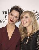 Festival 2015 de film de Tribeca photographie stock libre de droits