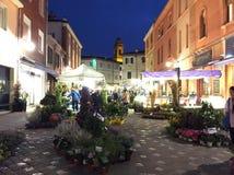Festival de fleur en Italie Image libre de droits