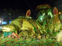 Festival de folklore de Parintins Images libres de droits