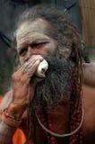 Festival de Gangasagar en la India. Fotografía de archivo