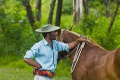 Festival de gaucho Photos stock