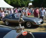 Festival de Goodwood de la velocidad 2013 Foto de archivo libre de regalías