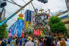 Festival de Hiratsuka Tanabata Imagens de Stock Royalty Free
