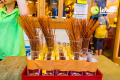 Festival de Hiratsuka Tanabata Fotografia de Stock