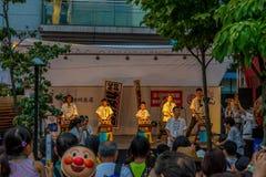 Festival de Hiratsuka Tanabata Imagem de Stock Royalty Free