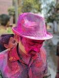 Festival de Holi imagens de stock