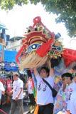 Festival 2015 de Hong Kong Cheung Chau Bun Fotos de Stock
