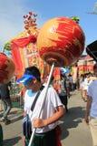 Festival 2015 de Hong Kong Cheung Chau Bun Photo stock