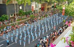 Festival de Honolulu Fotografia de Stock