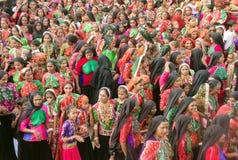 Festival de Janmasthami - Ratnal/Inde photos libres de droits