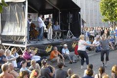 FESTIVAL DE JAZZ DE COPENHAGUE 2013 Image stock