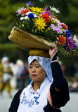Festival de Jidai Matsuri Foto de archivo libre de regalías