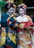 Festival de Jidai Matsuri Fotos de archivo