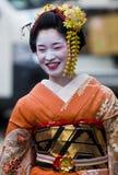 Festival de Jidai Matsuri Fotos de Stock Royalty Free