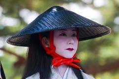 Festival de Jidai Matsuri photo stock
