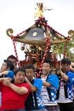 Festival de jour du Japon et d'amis Photographie stock libre de droits