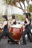 Festival de jour du Japon et d'amis Image libre de droits